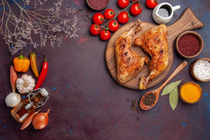 La cuisine exotique : chaleur et couleur